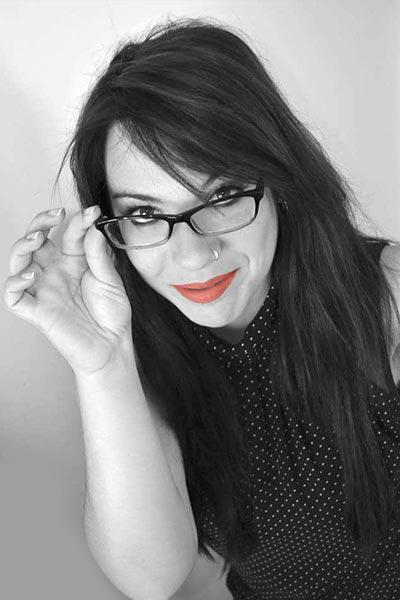 Carol Armero Sexóloga